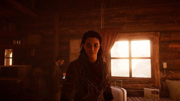 Assassin's Creed Valhalla est également dans le présent
