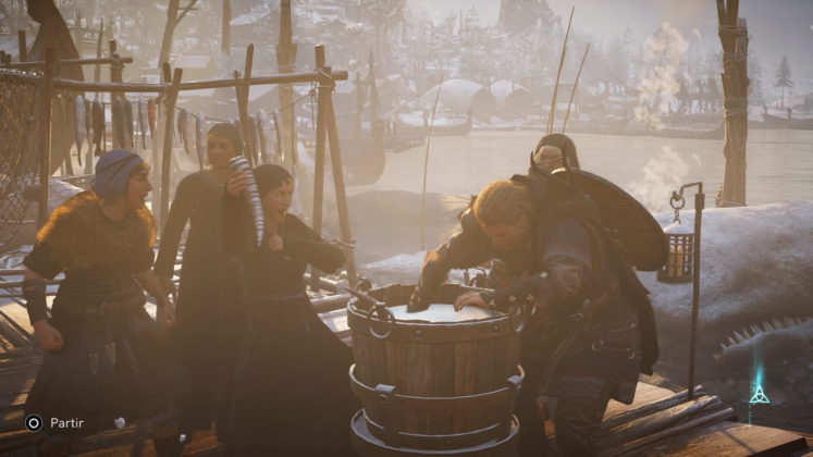 Et on recommence Assassin's Creed Valhalla