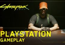 Cyberpunk 2077 PS4 PS5 Gameplay