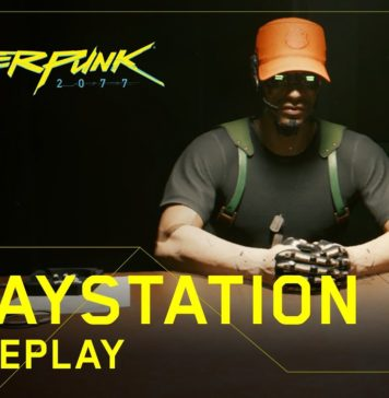 Cyberpunk 2077 PS4 PS5 Gameplay