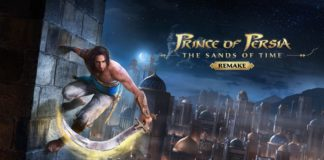 Prince of Persia The Sand of Time Remake