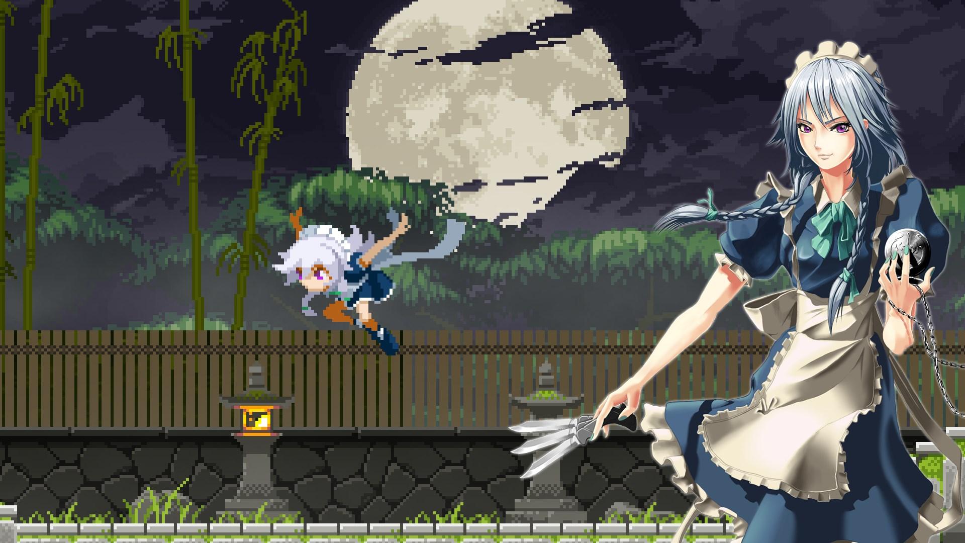 Touhou Luna Night