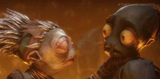 Oddworld: Soulstorm Game Awards 2020