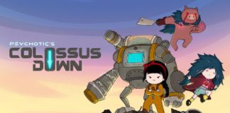 Psychotic's Colossus Down