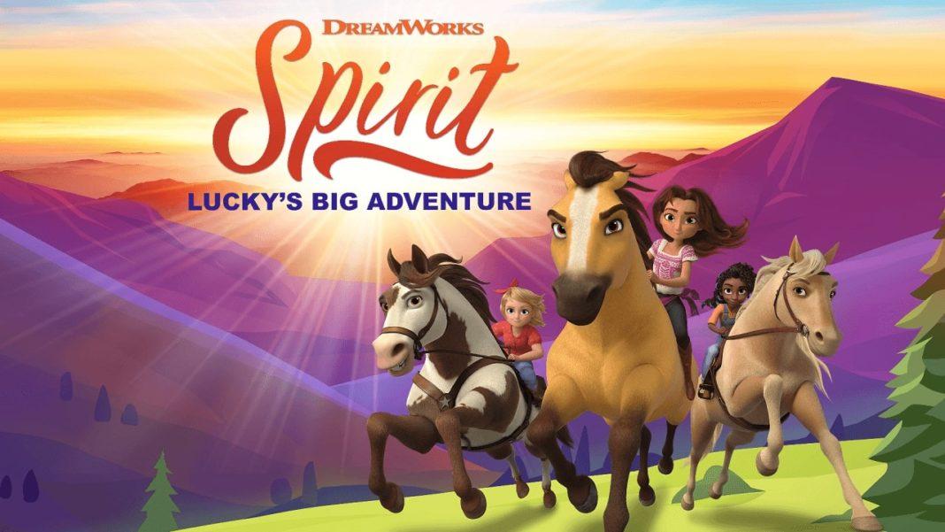 Spirit La grande aventurede Lucky