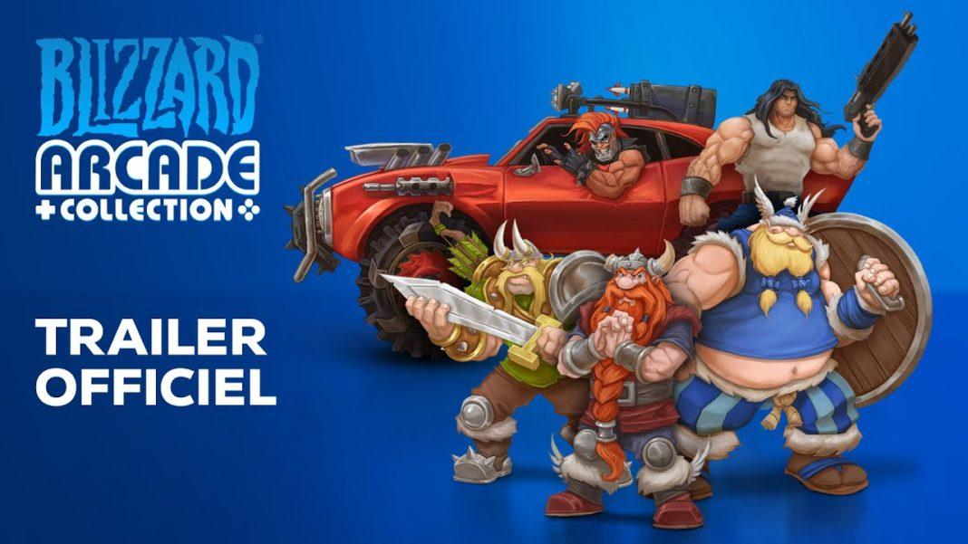 Blizzard Arcade