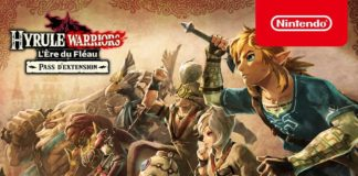 Hyrule Warriors : l'Ère du Fléau