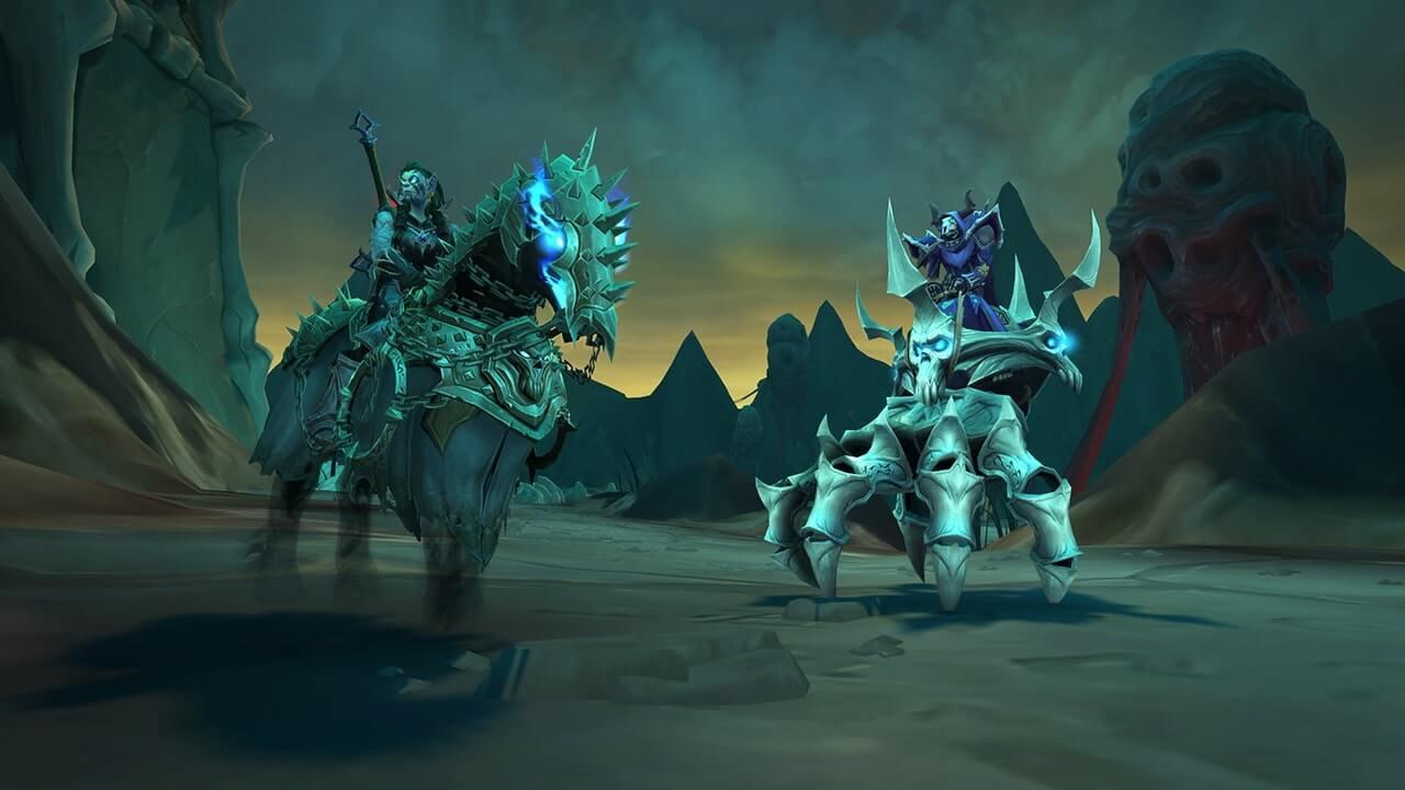 World of Warcraft: Shadowland