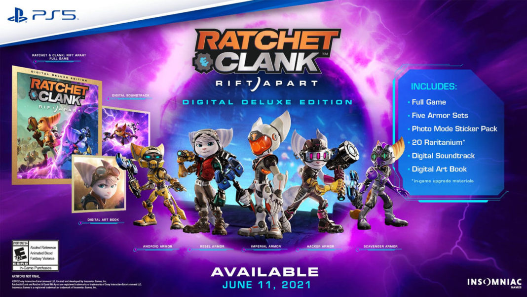 Ratchet & Clank: Rift Apart Rivet