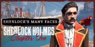 Sherlock Holmes ChapterOne