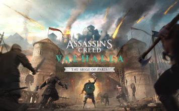 Assassin's Creed Valhalla Le Siège de Paris