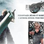 Final Fantasy VII Remake : Material Ultimania
