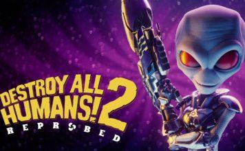 All Destroy Human 2!