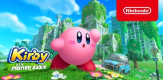 Kirby et le Monde Oublié