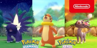 Pokémon Diamant Étincelant/Perle Scintillante